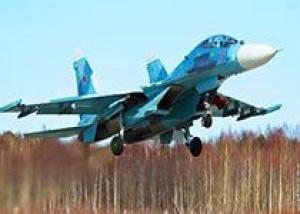 Вторая смена истребителей Су-27 РФ охраняет небо в Белоруссии