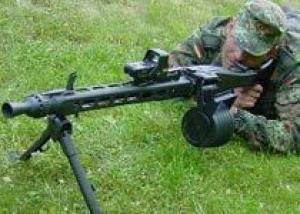 Модернизирован пулемет MG3 немецкой армии