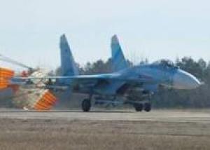 ВВС России: в Белоруссию перебросили шесть Су-27 и три военно-транспортных самолета