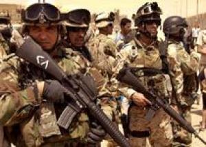 США передали Ираку ракеты и автоматы