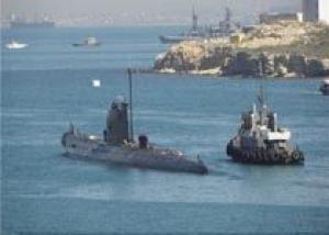 Единственная украинская подлодка перешла в состав ВМФ России