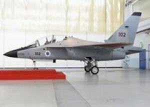 Состоялась выкатка учебного самолета M-346 для Израиля