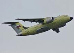 Третий самолет Ан-148 для Минобороны России совершил первый полёт в Воронеже