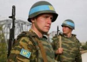 Приднестровье: в подразделениях Оперативной группы российских войск завершился этап боевого слаживания взводов