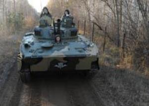 Десантники вооружатся БМД-4М в 2015 году