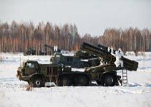 На полигоне под Челябинском артиллерийские подразделения соединений ЦВО приступили к боевым стрельбам
