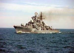 Флагману Балтийского флота эскадренному миноносцу `Настойчивый` — 21 год
