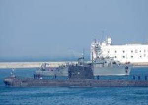Черноморский флот вернет Украине подлодку `Запорожье`