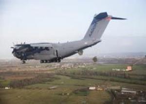 Турция согласилась принять первый транспортник A400M
