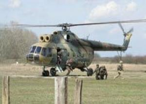 Венгрия купила три вертолета Ми-8Т