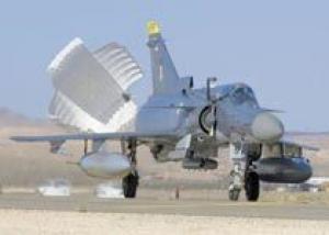 Израиль занялся продвижением истребителей Kfir