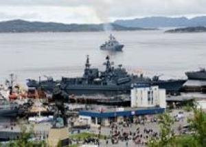 Северный флот получит эсминец проекта `Лидер`
