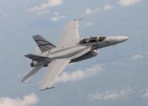ВМС США испытали модернизированный истребитель Super Hornet