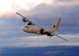 Израиль получил первый транспортник Super Hercules