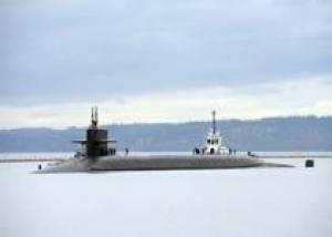 США завершат проектирование новой стратегической подлодки в 2014 году