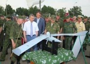 В российской Арктике начались полеты разведчиков-беспилотников