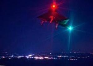 США впервые испытали палубный беспилотник ночью