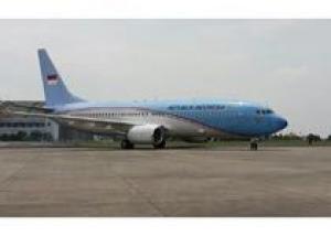 ВВС Индонезии получили президентский самолет