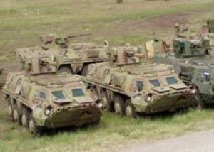 Нацгвардия Украины получит иракские бронетранспортеры