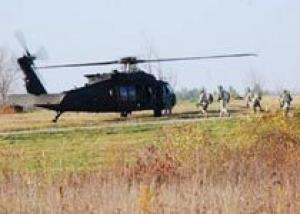 Американцы испытали опционально пилотируемый вертолет Black Hawk