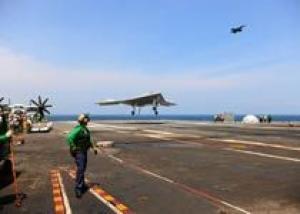 США сформировали базовые требования к палубным беспилотникам