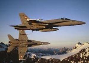 Швейцария раскрыла план списания истребителей Hornet