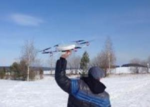 Ижевский беспилотник Supercam X6 на службе у ГУФСИН по Красноярскому краю