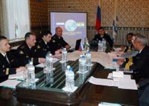 Во Владивостоке подписан протокол о проведении российско-индийского военно-морского учения