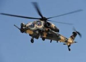 Турция получила первые ударные вертолеты T129