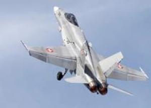 Швейцария сообщила о планах списания истребителей Hornet