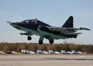 Российская авиабаза `Кант` в Киргизии пополнилась звеном штурмовиков Су-25