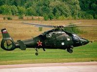 Военная версия вертолета Ка-62 появится после 2016 года
