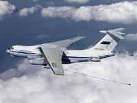 Ульяновский авиазавод `Авиастар СП` приступил к строительству самолетов-заправщиков Ил-78М2