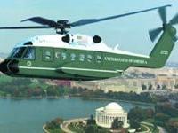 Компания `Сикорский` выиграла тендер на разработку морского вертолета нового поколения для президента США