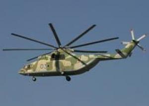 Россия предложила Китаю вертолеты Ми-26