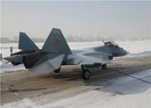 По информации ВВС, новейший отечественный истребитель Т-50 начал государственные испытания