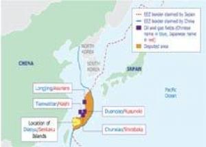 Китай поднял в воздух истребители после захода самолетов Японии в зону ПВО