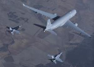 Испания переоборудует три гражданских А330 в транспортники-заправщики