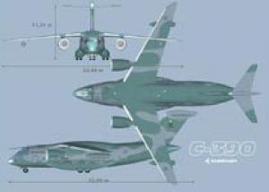 Компания Embraer открыла лиию окончательной сборки самолетов KC-390