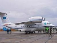 Харьковский авиазавод передал Казахстану самолет Ан-74