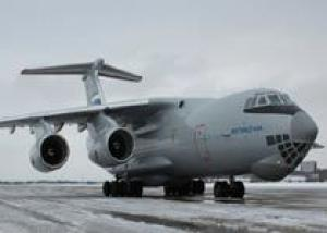 ВВС России получат первый самолет Ил-476 в 2014 году