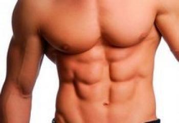 Идеальная физическая форма – мечта многих современных мужчин