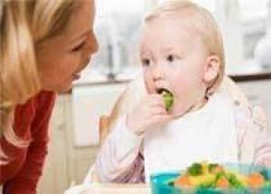 Пять главных продуктов для ваших детей
