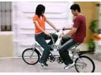 Велосипед для влюбленных