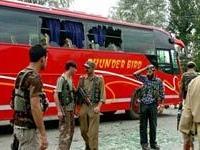 В Индии взорван туристический автобус