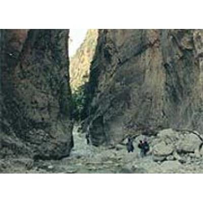 Двое польских туристов погибли в ущелье Самарья на острове Крит в Греции