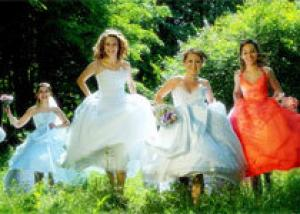 Парад невест в Екатеринбурге