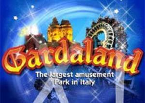 Магическое лето в развлекательном парке Gardaland