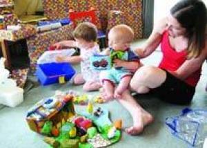 Влияет ли место жительства на вес детей?
