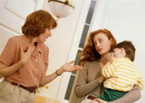 Излишняя родительская опека портит детей